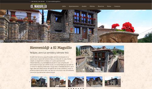 Sitio web: Apartamentos Turísticos El Maguillo